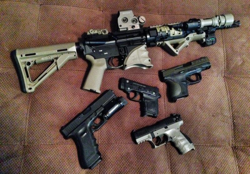pištolji oružje