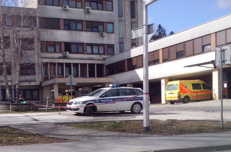 Bolnica policija
