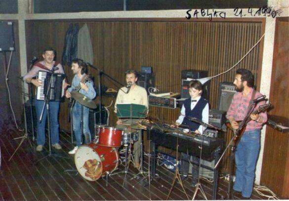 Sabljaci, 21.04.1990.
