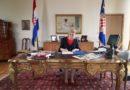 Grabar Kitarović: 'Vojska je na teren trebala izaći ranije'