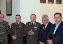 Župan na otvorenju izložbe ratnih fotografija u Zapovjedništvu Hrvatske kopnene vojske