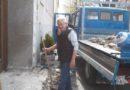 Radovi na ulazu u gradsku upravu