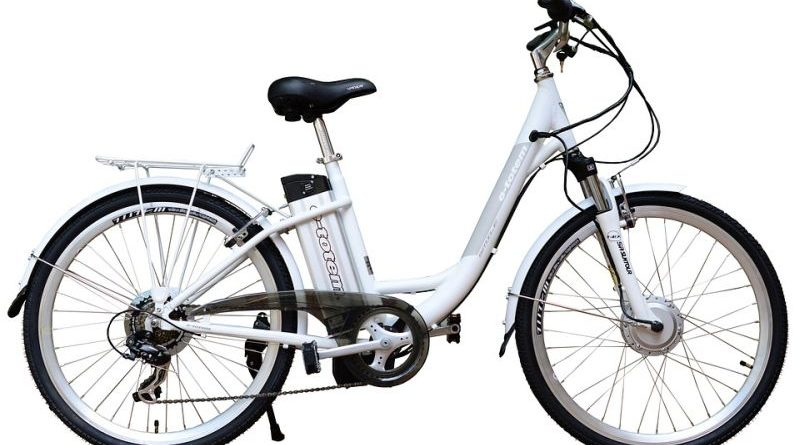 električni bicikl