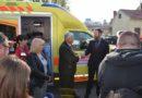 Svečana primopredaja novog vozila za hitne medicinske intervencije