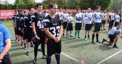 Drugi Flag Footbal Kup Hrvatske