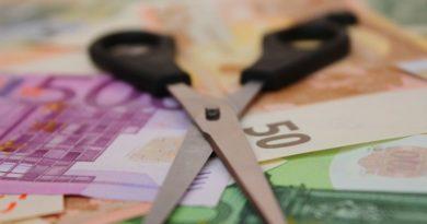 korupcija škare i euri