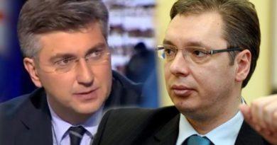plenković i vučić