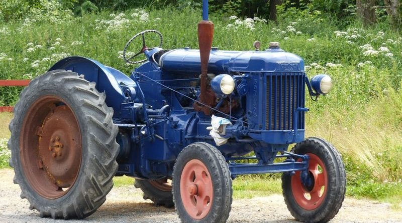 Pregazio je traktor