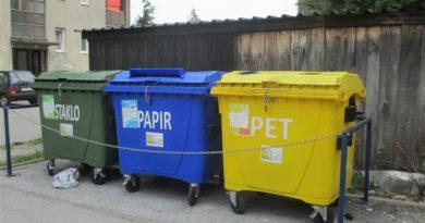 Od siječnja manje cijene odvoza smeća