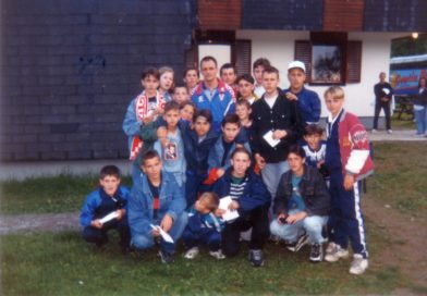 Vatreni na Bjelolasici 1998.