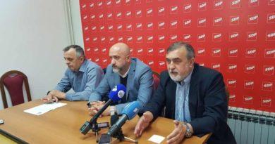 Pressica SDP-ovaca