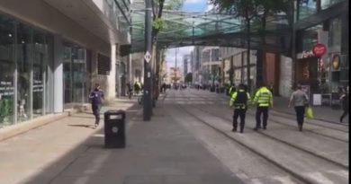 Policija hitno evakuira trgovački centar: 'Neki ljudi bježe, neki plaču'