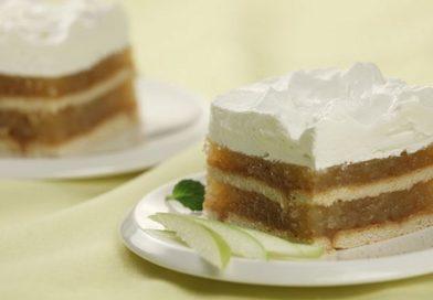 Vikend slastica: Kolač s jabukama (by Torte i kolači Marcipan)