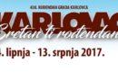 Svečano otvorenje proslave Dana grada Karlovca