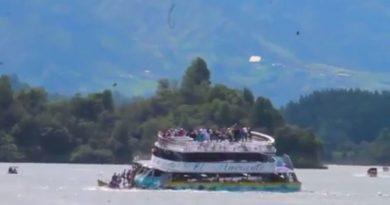 brod u kolumbiji