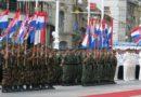 Uoči Dana Državnosti položeni vijenci na Memorijalnom groblju u Vukovaru i na Ovčari