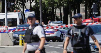 policija Pariz