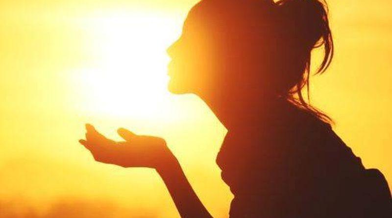 sunce i žena