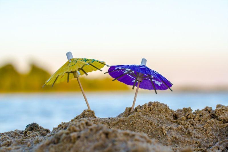 sunce plaža