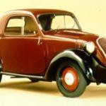 Na današnji dan 1936. predstavljen prvi Fiat 500 'Topolino'