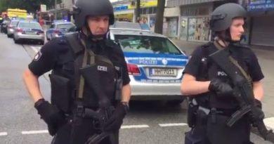 Hamburg policija