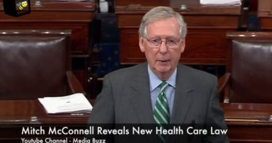 Mitch McConell.