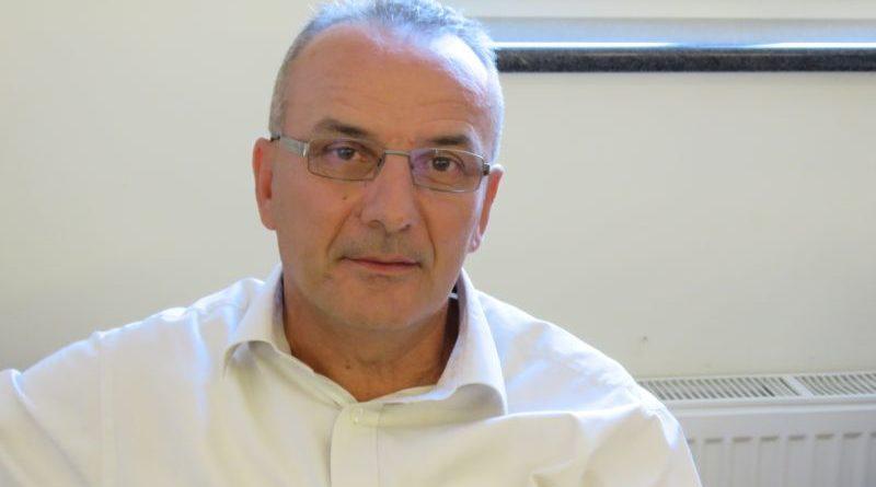 Mladen Stipetić ist