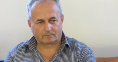 Zdravko Paušić ist
