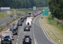 Vrlo je gust promet na cestama u smjeru mora, osobito na autocestama