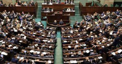 poljska parlament
