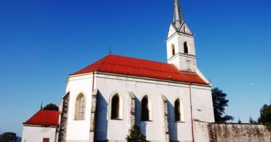 Crkva u Oštarijama