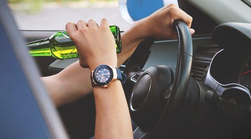 alkohol auto
