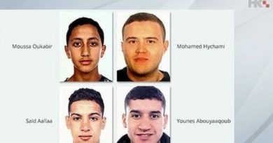 teroristi španjolska