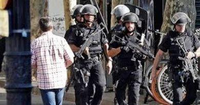 terorizam španjolska