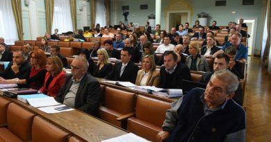 Sutra i prekosutra zasjeda Županijska skupština