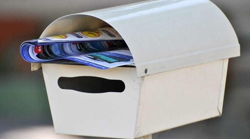 poštanski sandučić