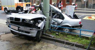 prometna nezgoda
