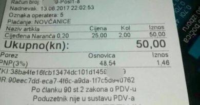račun