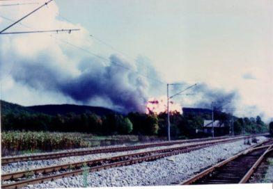 Eksplozije u Oštarijama – 1991. godina