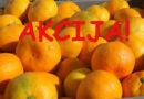 Krule – Mandarine na akciji