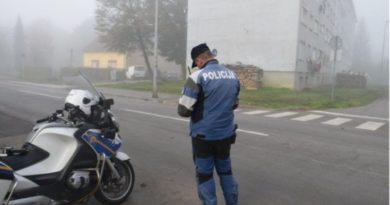 policija kontrola