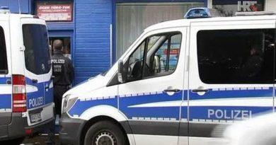 policija njemačaka