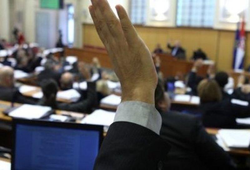 Sabor neće glasovati o prijedlogu za novog ministra uprave