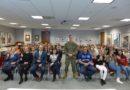 Terenska nastava učenika Gimnazije B. Frankopana – posjet Veleposlanstvu SAD-a i CARNet-u