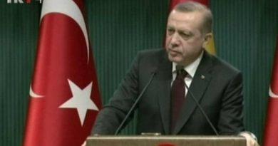 Erdogan prijeti sirijskim snagama u Idlibu