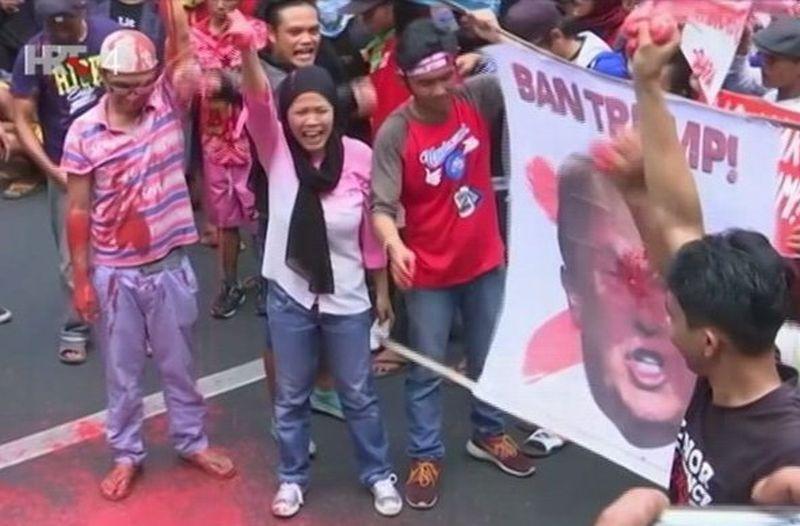 prosvjedi filipini