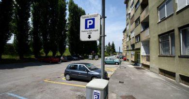 parkiranje ka
