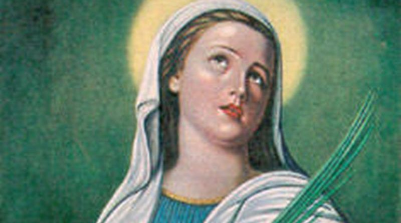 Sveta Lucija – navjestiteljica božićnog svjetla