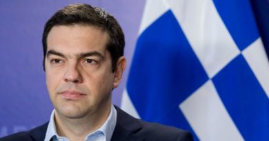Greek PM Alexios TSIPRAS visit the EU Parliament