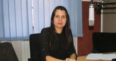 Marina Lavrndić ist